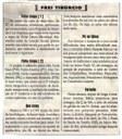 Ficha Limpa [1], Ficha Limpa [2]. Jornal Correio da Cidade, Conselheiro Lafaiete, 31 mar 2018 a 06 abr. 2018, 1415ª ed., Caderno Política, p. 8.