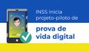 APLICATIVO MEU GOV.BR POSSIBILITA A REALIZAÇÃO DE PROVA DE VIDA DIGITAL DO INSS PELO CELULAR